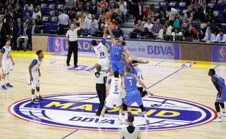 """R.Fenandezas: """"Real"""" galėtų konkuruoti NBA lygoje"""