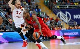 A.Jacksonas nežais Eurolygoje ar NBA, Kinijoje pakeis karjerą baigusį S.Marbury