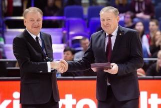 """""""Lietkabelio"""" tikslas - išsaugoti trenerį ir kuo daugiau žaidėjų, yra pageidaujamų lietuvių sąrašas"""