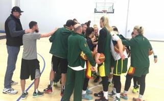 """Europos moterų krepšinio čempionatas - per """"Viasat Sport Baltic"""" (tvarkaraštis)"""