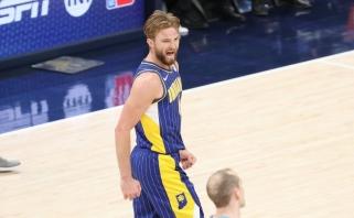 """Kodėl sezone """"sausai"""" varžovams nusileidusi """"Pacers"""" lemiamoje kovoje laikoma favorite?"""