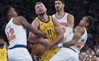 NBA eksperto verdiktas: D.Sabonis - vienas labiausiai neįvertintų lygos krepšininkų