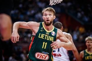 Lietuva pralaimėjo trilerį prancūzams ir pasitraukė iš kovos dėl medalių