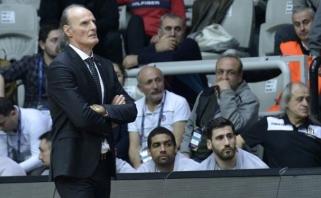 """Oficialu: iš Turkijos klubo atleistas D.Ivanovičius trečią kartą stoja prie """"Baskonia"""" vairo"""