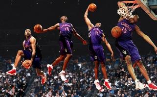 """40-metis V.Carteris nekabina sportbačių ant vinies - žais """"Kings"""" ekipoje"""