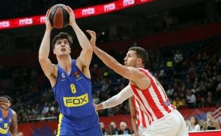Izraelio talentas pasiryžo žingsniui į NBA – prognozuojamas šaukimas pirmame penkete
