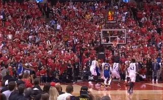 """NBA Top 5 viršūnėje - VanVleeto ir Siakamo ataka """"žemė-oras"""" bei lemiamas Iguodalos metimas"""