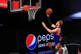 Brazdeikis vėl buvo vienas vedlių į pergalę NBA Plėtojimosi lygoje