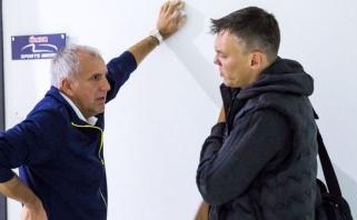 Ž.Obradovičius jau laukia akistatos su savo mokiniu: Šaras padarė neįtikėtiną darbą