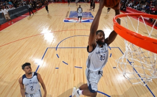 """""""Žalgirio"""" naujokas NBA Vasaros lygos rungtynėse neišsiskyrė"""