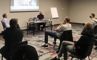 LKL trenerių seminare pristatyti svarbiausi taisyklių pakeitimai