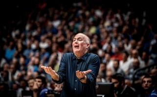 Izraelis atsisakė rinktinės trenerio E.Edelsteino paslaugų