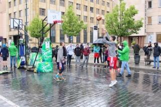 "Per ""Sprite"" kovas Vilniuje - ekstremalūs išbandymai"