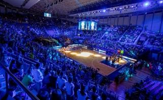 """""""Neptūnas"""" sustiprėjusioje FIBA Čempionų lygoje žais ir artėjantį sezoną"""