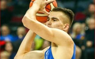 """G.Masiulio vedamas """"Neptūnas"""" KMT ketvirtfinalį pradėjo labai sunkia pergale Alytuje"""