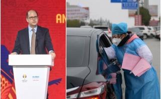 Viruso protrūkis Kinijoje sugriovė FIBA planus