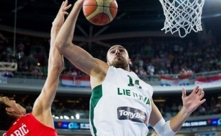 Olimpiniai burtai: Lietuvos rinktinė sužinojo savo paskutinę varžovę Rio