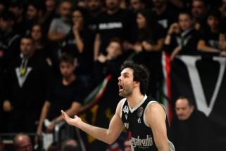 """Turkams neįsileidus svečių iš Italijos """"Eurocup"""" nusprendė """"Daruššafaka"""" ir """"Virtus"""" mačą nukelti; """"Monaco"""" ir UNICS žais be žiūrovų"""