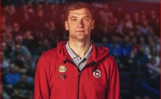 """A.Šležas: """"Rytas"""" turi siekiantį tobulėti trenerį ir gerai sukomplektuotą komandą"""