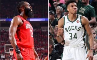 MVP rinkimų favoritų vedami klubai tęsia pergalingą žygį NBA atkrintamosiose