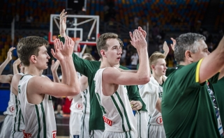 Lietuviai pasaulio čempionate sumindė šeimininkų rinktinę