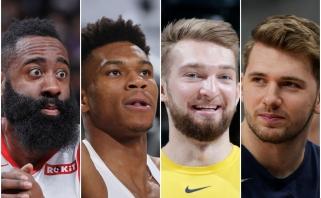 Paskelbti NBA apdovanojimų finalistai: Sabonis - tarp trijų geriausių šeštųjų žaidėjų