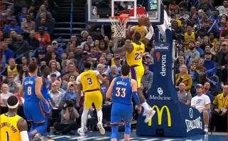 """NBA TOP 10 viršūnėje - """"Lakers"""" žvaigždžių A.Daviso ir L.Jameso ataka"""