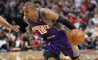 """Veteranas L.Barbosa pasirašė pelningą kontraktą ir grįžta į """"Suns"""""""
