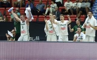 Dvidešimtmečiai nukovė čekus, Europos čempionato pusfinalyje laukia turkai