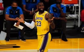 L.Jamesas – daugiausia kamuolių praradęs NBA istorijoje, aplenkė legendas