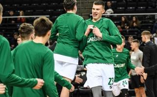 Italus įveikę žalgiriečiai žengė į Eurolygos jaunimo turnyro finalą