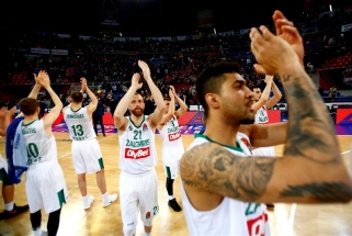 """""""Žalgiris"""" Eurolygos durimis trinktelėjo Vitorijoje"""