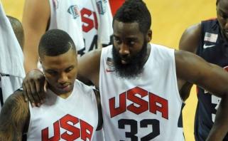 JAV rinktinė į pasaulio čempionatą vyks be būrio ryškiausių žvaigždžių