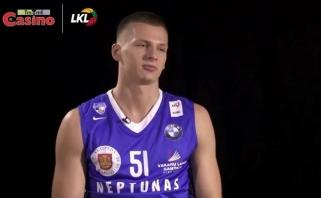 A.Butkevičius: žaisti Eurolygoje man būtų tiesiog fantastika (video interviu)