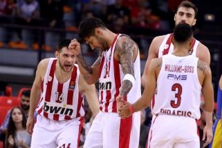 """M.Kuzminskas žais tik Eurolygoje: """"Olympiakos"""" Graikiją paliks dubleriams"""
