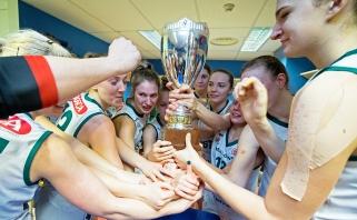 Karalienės taurės finale – į skirtingas barikadas stojusių čempionių akistata