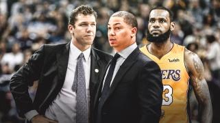 """Išsiskyrė """"Lakers"""" ir L.Waltono keliai, pagrindinis pretendentas į jo vietą - T.Lue"""