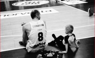 Karjerą baigęs G.Leonavičius: galėčiau žaisti porą metų, bet laikas augti kitur