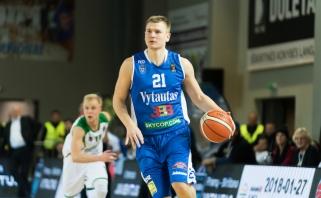 Po penkerių metų LKL čempionate M.Linkevičius grįžo į Jonavos klubą