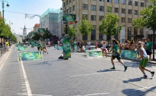 Jaunieji talentai Vilniuje žada ažiotažą