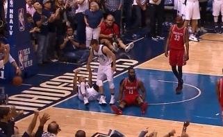 """""""Rockets"""" ignoravo D.Motiejūną ir krito Dalase – sezonas ant plauko"""