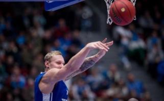 """Latvijos krepšinio žvaigždė atmetė """"Real"""" pasiūlymą ir žais kartu su T.Sedekerskiu"""