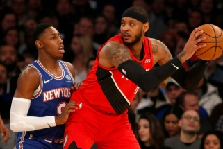 """""""Knicks"""" norėtų susigrąžinti C.Anthony"""