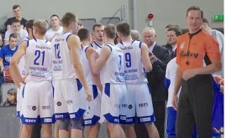 """""""Vytautas"""" iškovojo pirmą pergalę šį sezoną"""