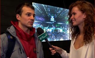 #TimeOutŽalgiris. Futsalo žvaigždės palaikymas, žalgiriečių super galios ir K.Pangoso valgymo įpročiai