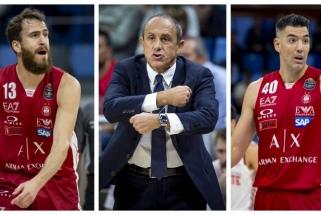 """Naujus vedlius radę """"dizaineriai"""" pasiruošę diktuoti Europos krepšinio madas"""
