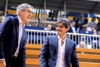 """J.Bertomeu: """"Panathinaikos"""" jau yra registruotas dalyvavimui kito sezono Eurolygoje"""