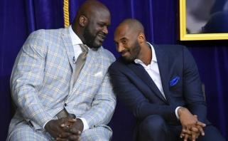 Sh.O'Nealas: be abejo, mes su Kobe įveiktumėm LeBroną su Davisu