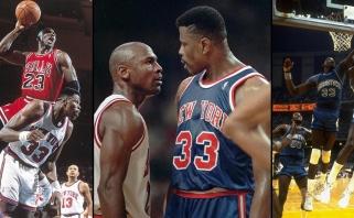 P.Ewingas: Jordanas iš manęs iki šiol tyčiojasi, kad nė sykio jo nenugalėjau