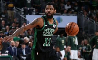 K.Irvingas: esu genialus tame, kas liečia krepšinį